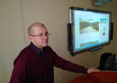 Кирюхин Вячеслав Николаевич – Преподаватель курса теории ПДД Автошколы МЧС СПб