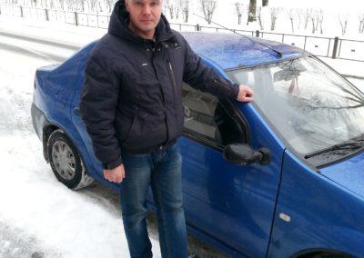 Кутногорский Александр Геннадьевич – Инструктор автошколы МЧС СПб