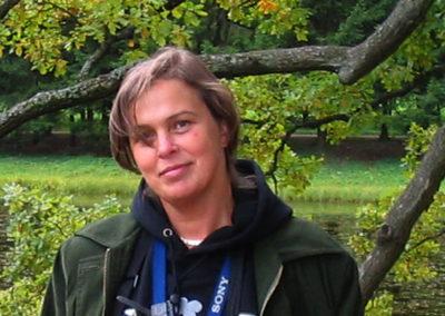 Никитина Валентина Михайловна – преподаватель теории автошколы МЧС СПб