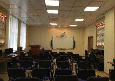 Компьютерный класс автошколы СПб