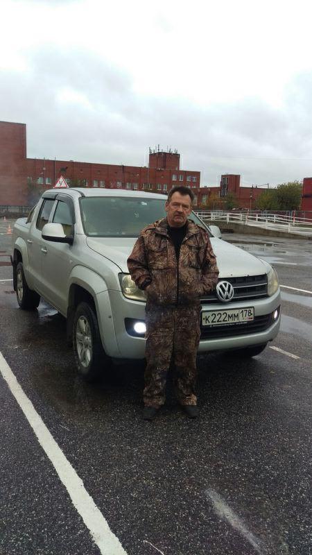 Копылов Игорь Николаевич – инструктор автошколы МЧС СПб
