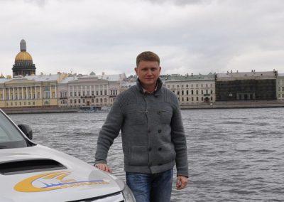 Чаплыгин Анатолий Сергеевич – Представитель автошколы МЧС в ГИБДД
