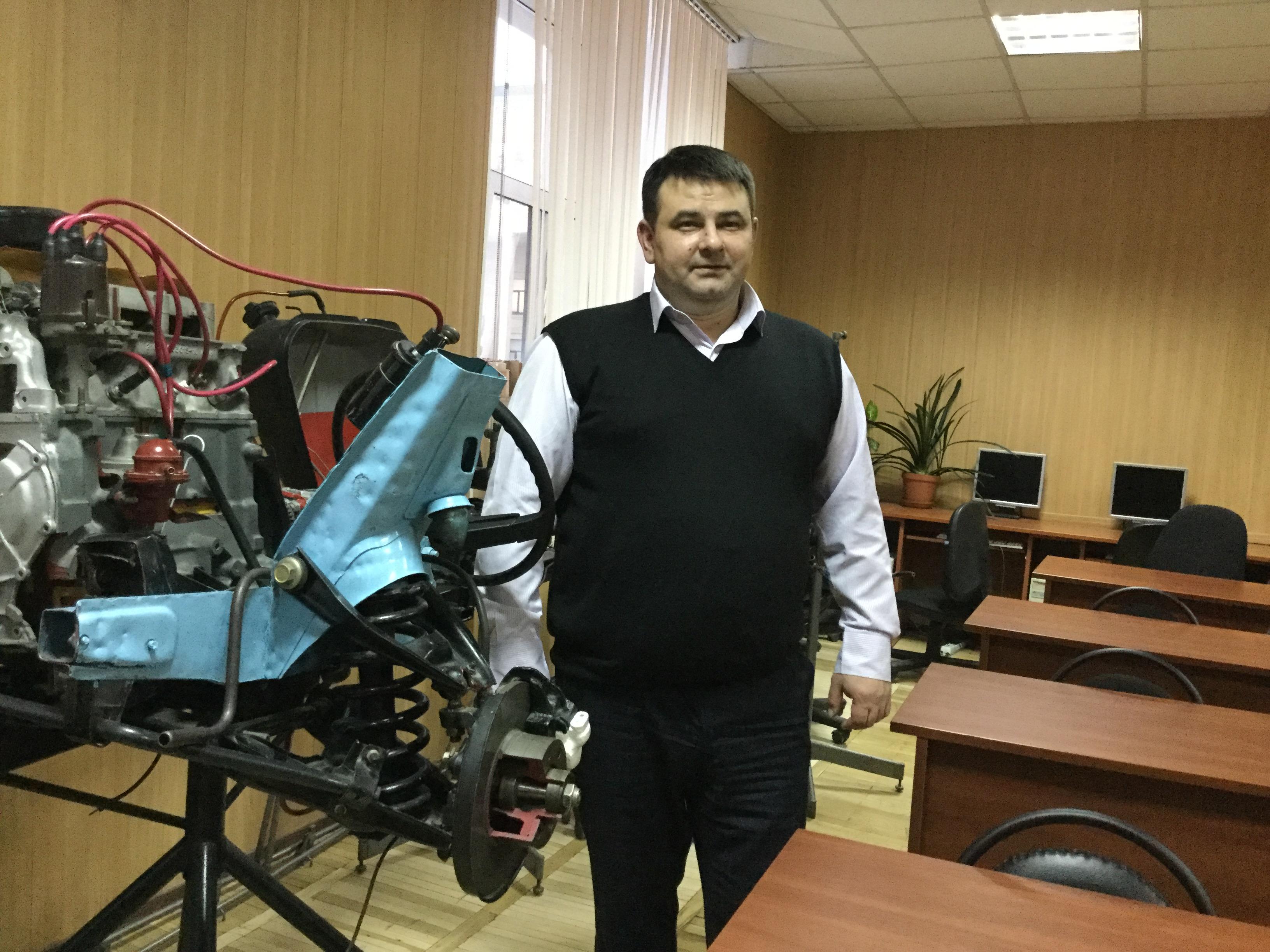 Брусянин Дмитрий Владимирович