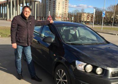Кузнецов Сергей Александрович – инструктор Автошколы МЧС