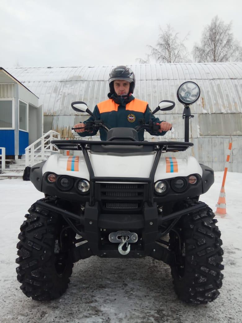 Обучение вождению квадроцикла СПб