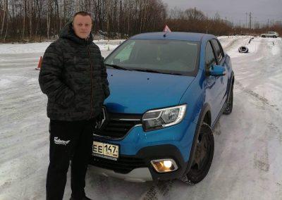 Громов Павел Владимирович – инструктор автошколы МЧС СПб (Мурино)