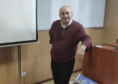 Авакян Тельман Артюшевич – преподаватель теории Автошколы МЧС СПб